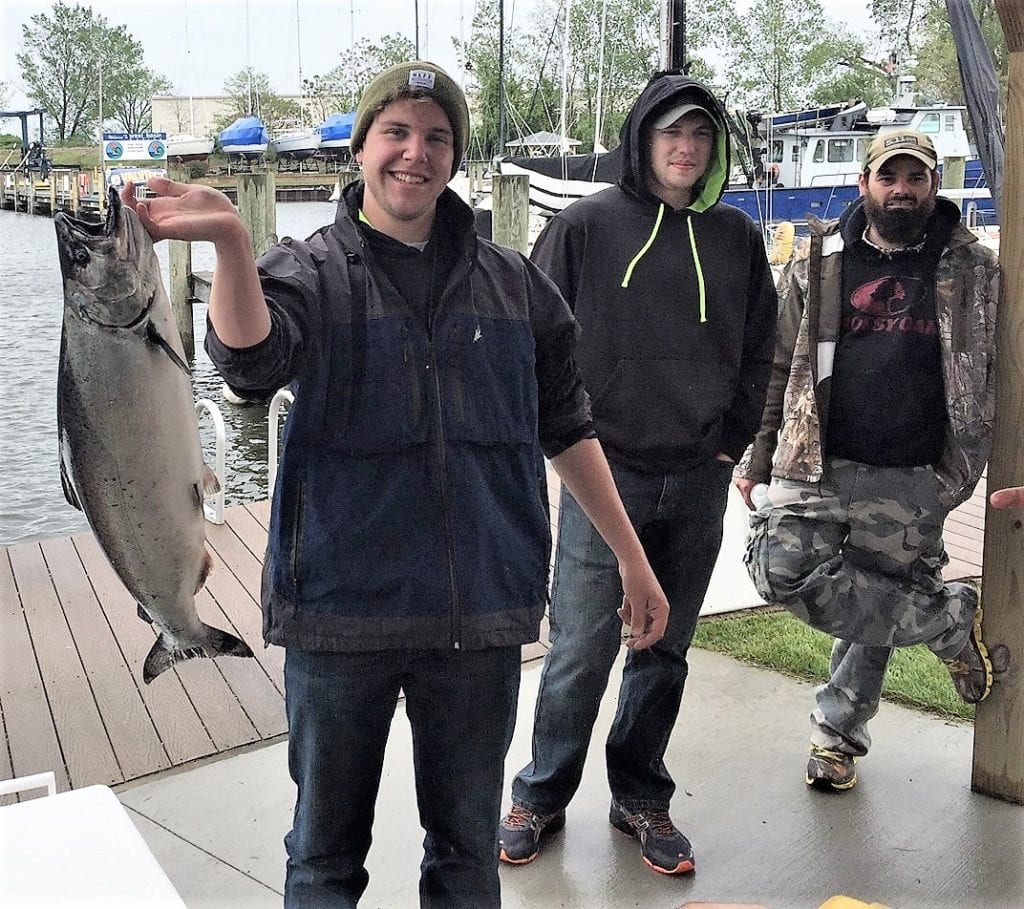 St. Joe Fishing Reports – Sat. 05/20/17
