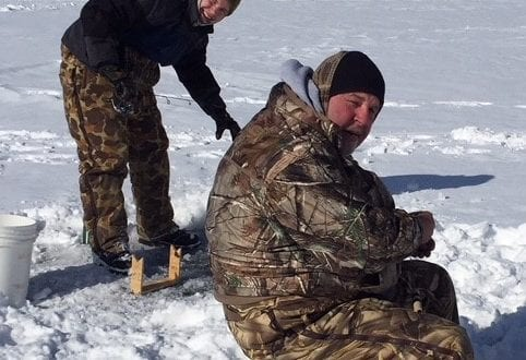 2018 02 10 Hutton, Dave Ice Fishing